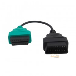 MultiECUScan / FiatECUScan 4 vnt. adapterių komplektas