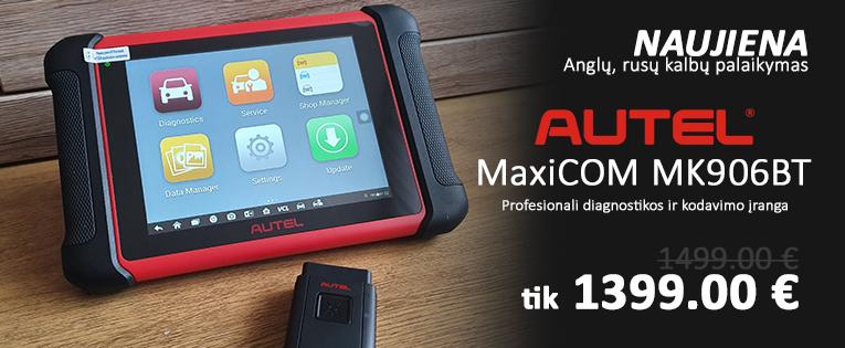 Autel MaxiCOM MK906BT