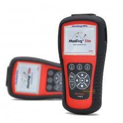 Autel Maxidiag Elite MD802 visų sistemų universali diagnostikos įranga