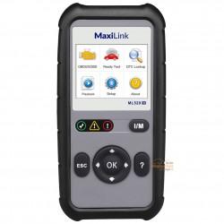 Autel MaxiLink ML529HD universali sunkvežimių diagnostikos įranga