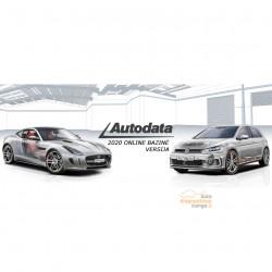 AUTODATA 2020 ONLINE (Bazinė versija)