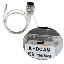 BMW INPA K+DCAN SWITCH (su jungikliu)