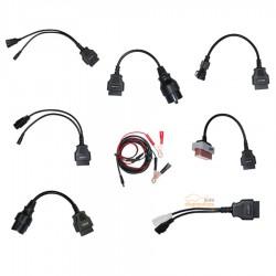 Diagnostikos adapterių komplektas automobiliams (AUTOCOM/DELPHI/WURTH)