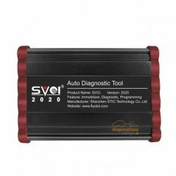 FVDI/AVDI/SVCI ABRITES Commander 2020 v. universali diagnostikos įranga