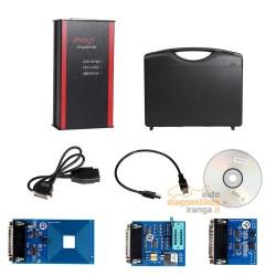 iPROG+ PRO raktų programavimo, ridos korekcijos, programavimo įranga