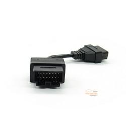 KIA 20 pin adapteris į OBD jungtį