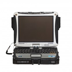 MB STAR C4 DTS Monaco & Vediamo + Panasonic Toughbook CF-19 (MK6)