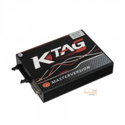 KTAG V7.020 chip tuning ir diagnostikos įranga (raudona plokštė - EU)