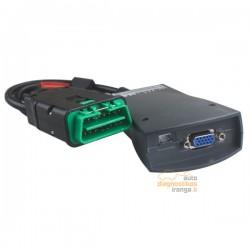 LEXIA - 3 PP2000 (FULL CHIP - GOLD) DIAGBOX (v9.68) - Peugeot ir Citroen diagnostikos įranga