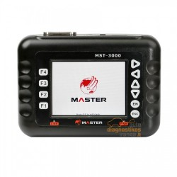 Master MST-3000 universali motociklų diagnostikos įranga
