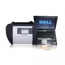 MB SD Connect Compact 4 (MB STAR C4) DTS Monaco & Vediamo + DELL D630 4GB kompiuteris
