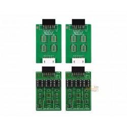 OBDSTAR X-100 raktų programatorius, skydelių ridos korekcija
