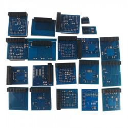 Orange5 programavimo įranga + adapterių komplektas + Enhanced programinė įranga