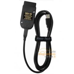 HEX-V2 PRO Unlimited Ross-Tech VCDS VAGCOM