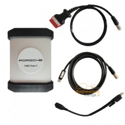 Porsche Piwis II Porsche diagnostikos įranga