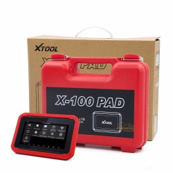 XTOOL X-100 PAD diagnostikos - programavimo įrenginys