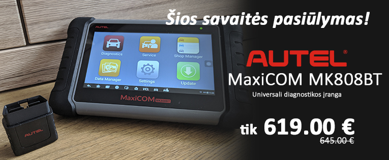 AUTEL MaxiCOM MK808BT