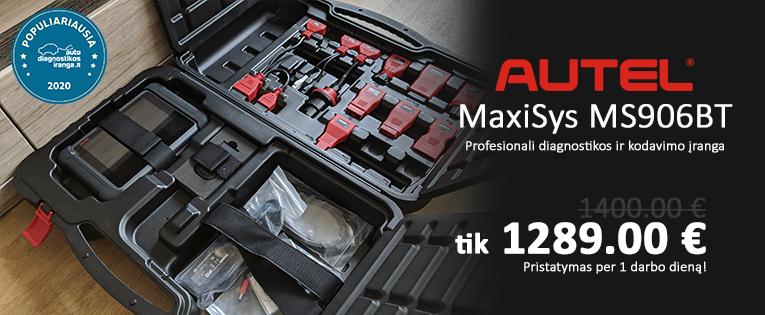 Autel MaxiSys MS906BT