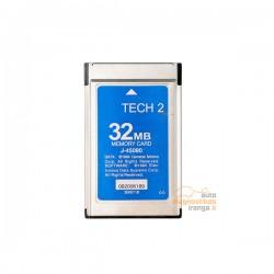 TECH2 OPEL 32 MB atminties kortelė