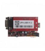 UPA-USB V1.3 programatorius + adapteriai (pilnas komplektas)