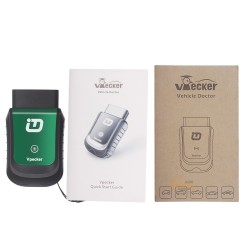 VPECKER EasyDiag universali automobilių diagnostikos įranga