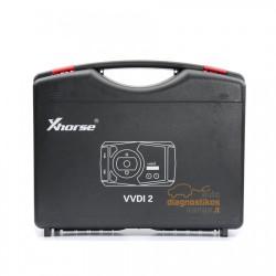 Xhorse VVDI2 raktų programavimo įranga (pilna versija, originali įranga)