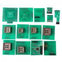 XPROG 5.74 EEPROM IMMO ECU Programatorius + adapteriai