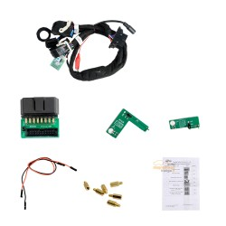 YANHUA Mini ACDP Master + 12 modulių raktų programavimo įranga (pilnas komplektas)